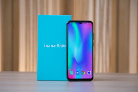 Photo of A bite of Honor 10 Lite.