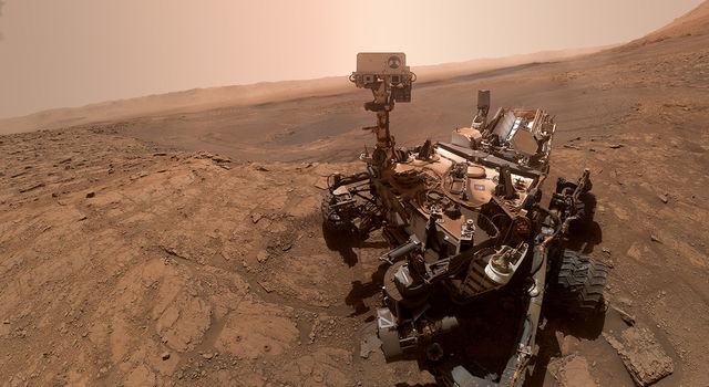 Photo of NASA Rover Spots Oxygen Hike on Mars: Unexplained