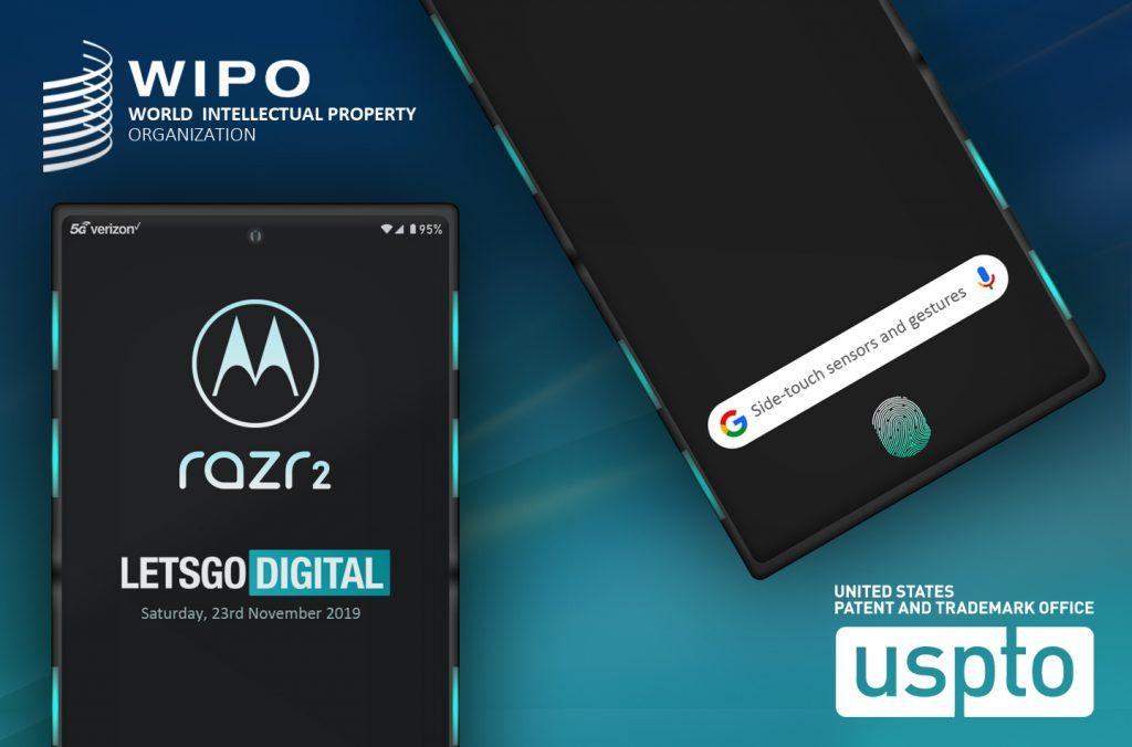 Photo of Motorola Razr 2 Under Innovation; Patent Leaks