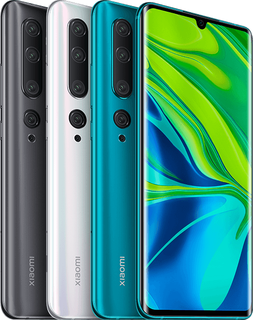 Photo of MI NOTE 10- Smartphone with a BOOM