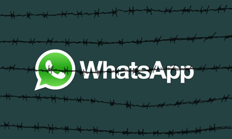 Photo of Kashmiris Faces WhatsApp Accounts Deactivation.