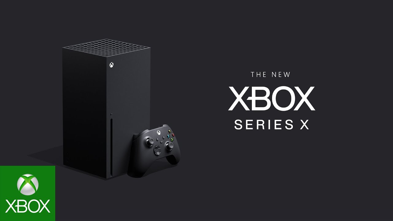 Photo of Microsoft's Next-Gen Xbox Series X Console Announced