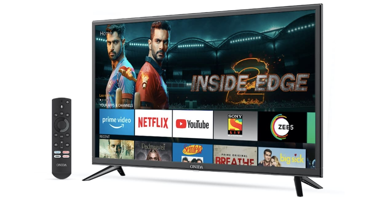 Amazon Launches Fire TV With Onida