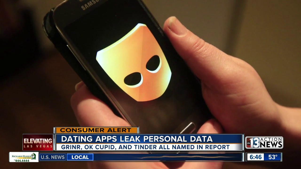 Photo of Dating Apps Including Tinder Found Sharing Private Data of Users