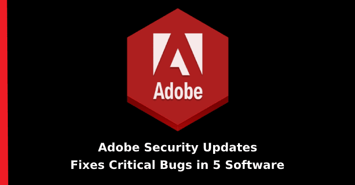 Adobe Critical Software bug Security Update - February 2020