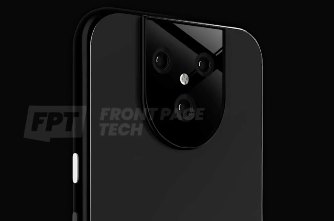 Photo of Google Pixel 5 XL Purported Render Surfaces Online – Have a look