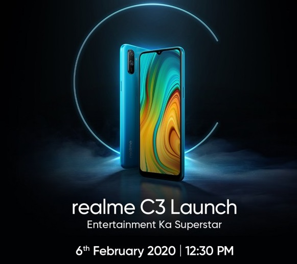 Photo of Realme C3 to launch in India next week