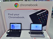 'Works With Chromebook' badge for Chromebook certified accessories