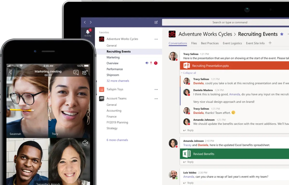 Photo of Microsoft's Teams Got New AI Feature that can Remove Background Noise