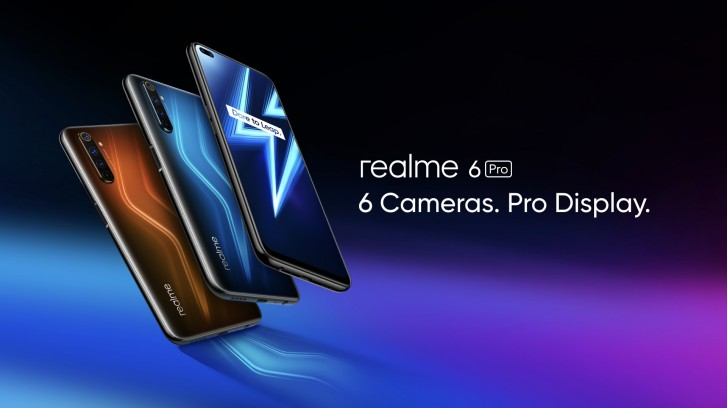 Photo of Realme 6 Pro Supported with NavIC