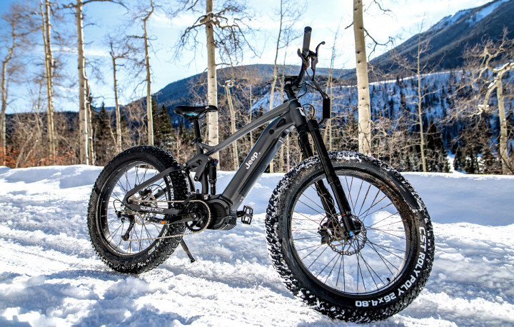 Jeep's $5,900 electric bike pre-orders launched now