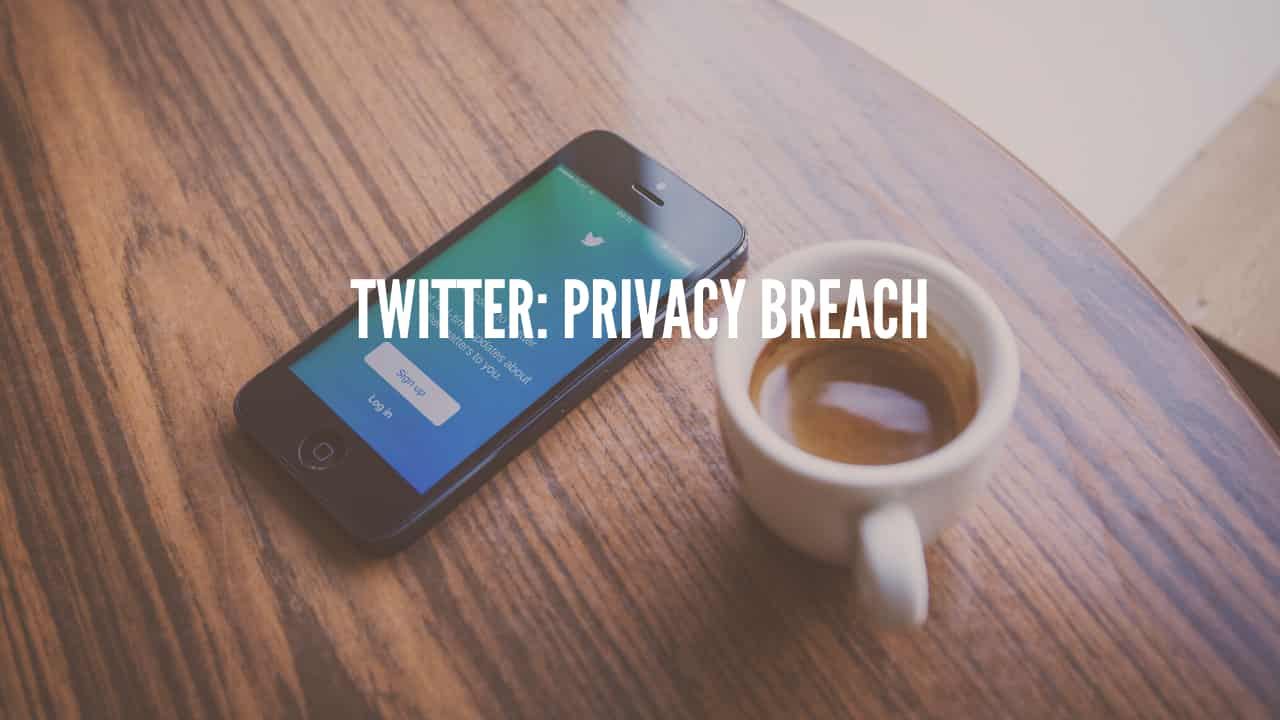 Photo of Is our data safe: Twitter indirectly sharing User's data to government