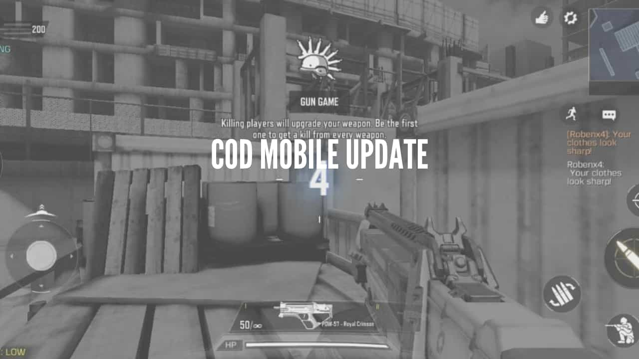 Photo of 'Gun Game' And 'Prop Hunt' Game Modes back in COD Mobile