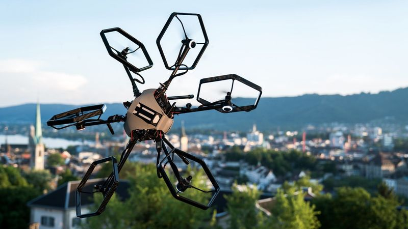 Multicopter - The future helping hand!