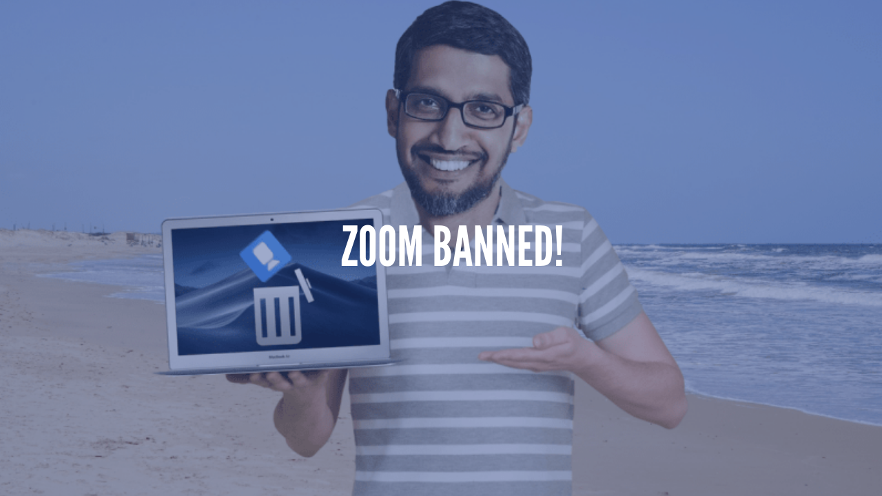 Photo of ZOOM Banned by Various Organizations due to privacy concerns