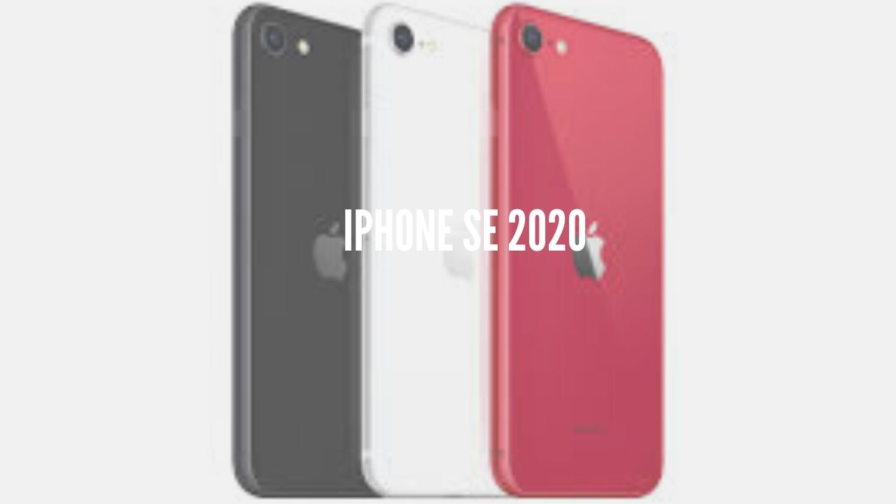 Photo of iPhone SE (2020) Launched; Key Specs