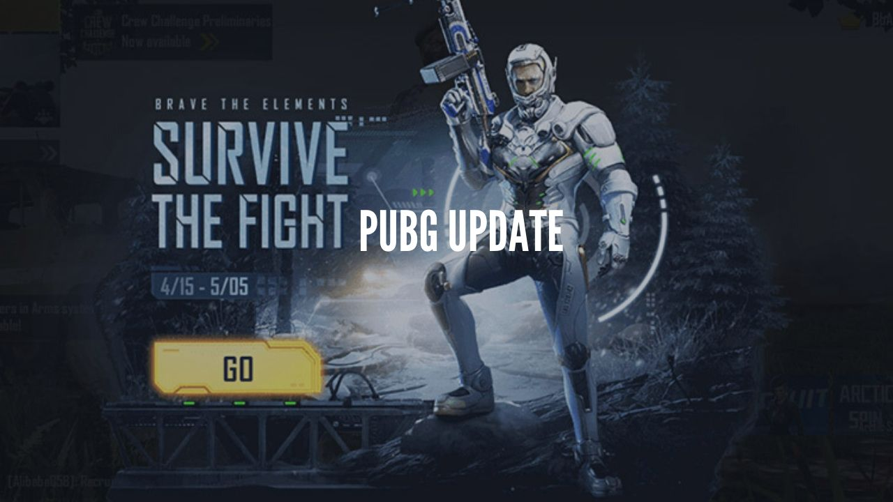 Photo of PUBG Mobile Arctic Mode brings Cold Front Survival to Vikendi