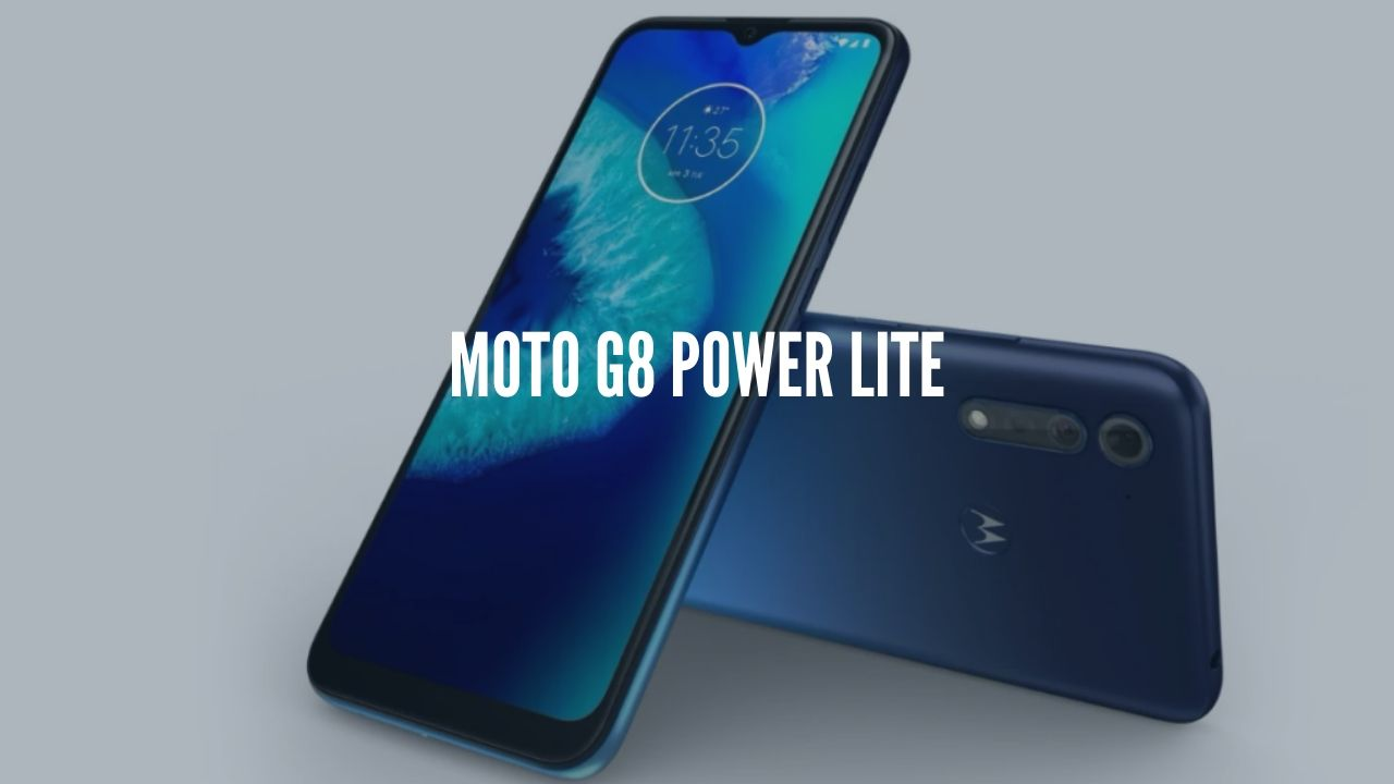 Photo of Moto G8 Power Lite Launched with 5,000mAh battery