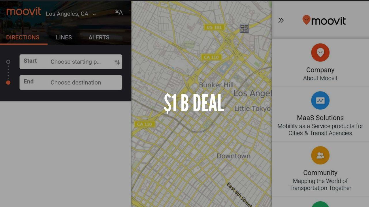Photo of Intel to buy Smart Urban Transit Start-up Moovit for $1B