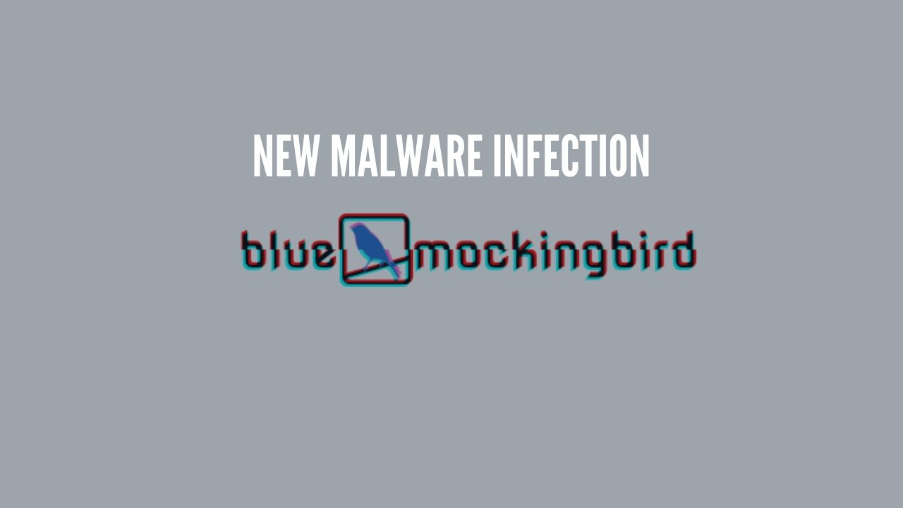 Photo of Thousands of Enterprises Infected by Blue Mockingbird Malware Gang