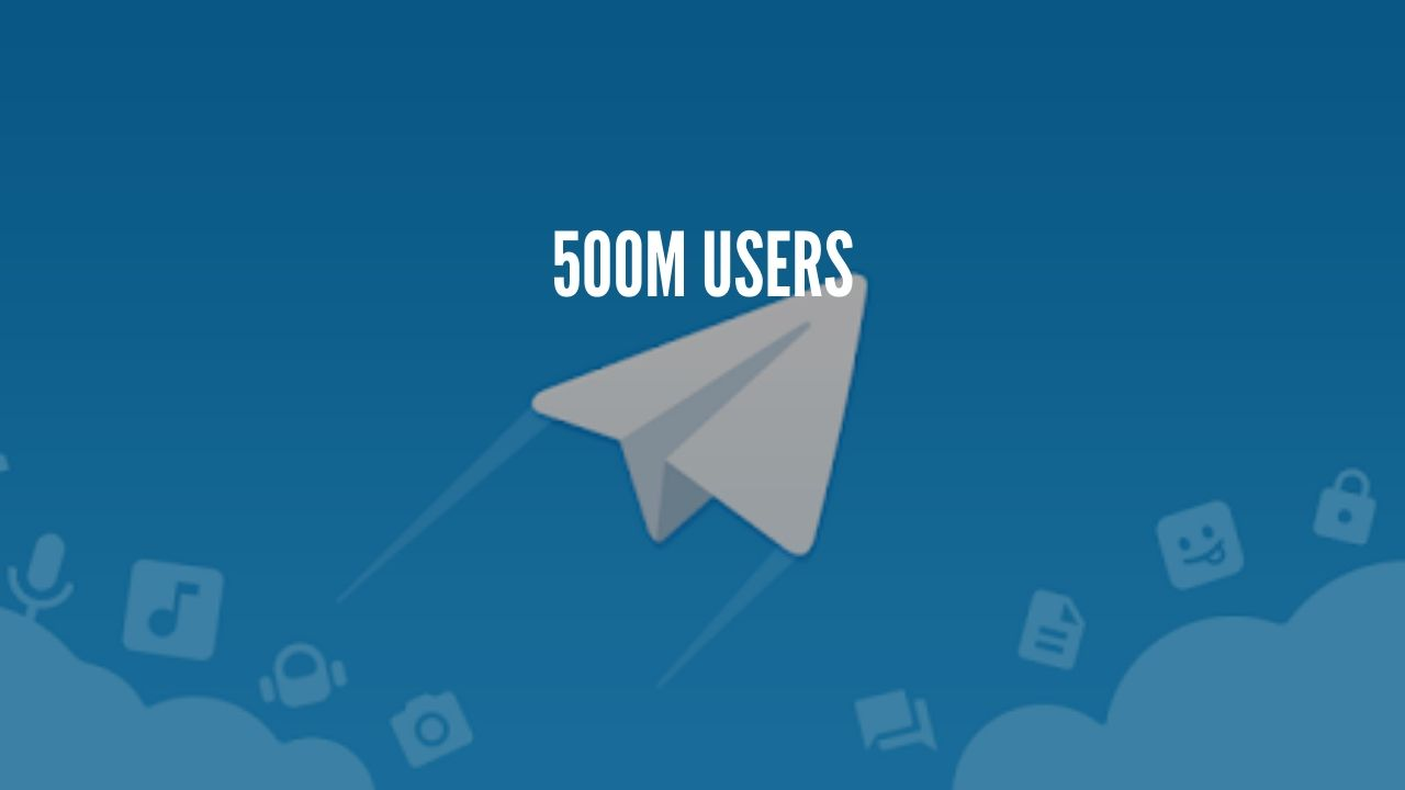 Photo of Telegram crosses 500 million downloads on Google Playstore