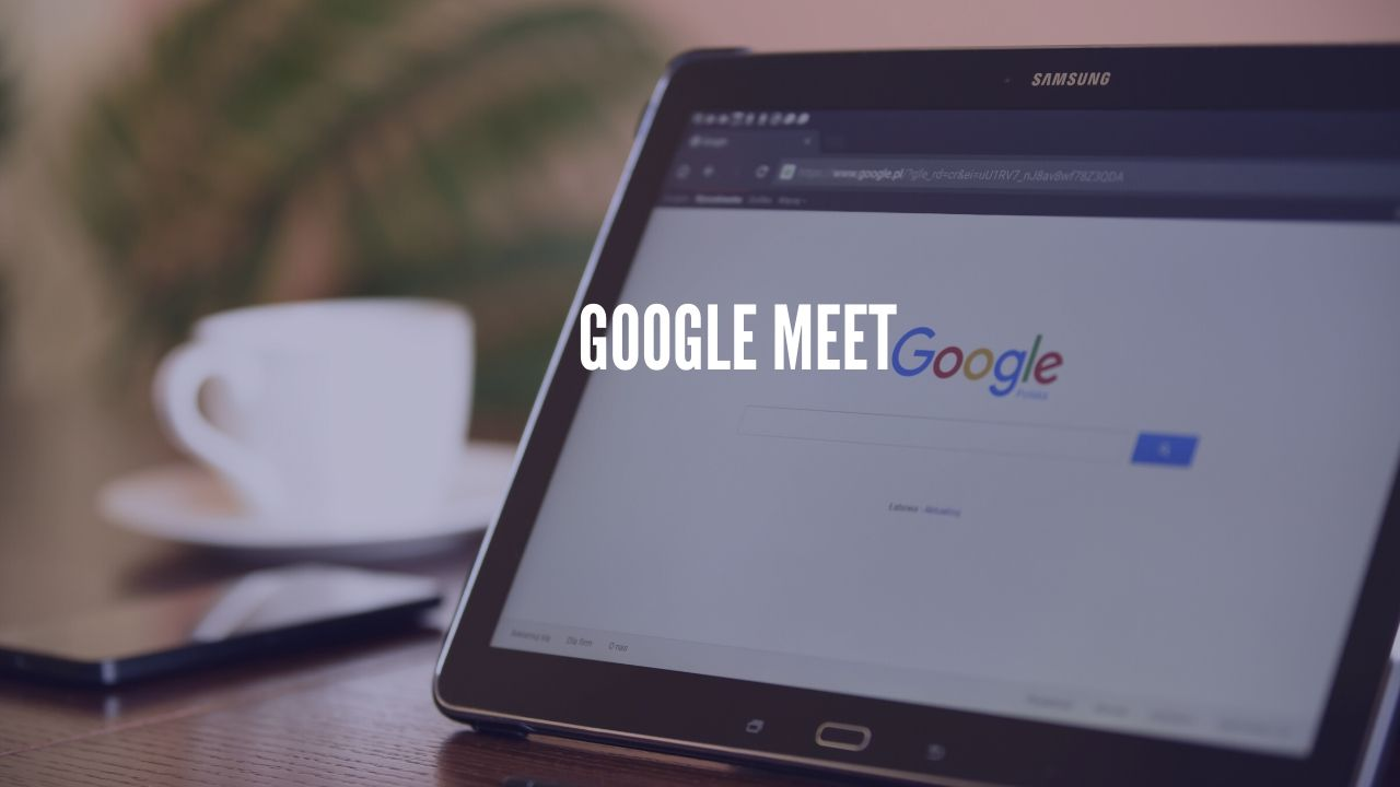 Photo of Google Meet integrated with Gmail