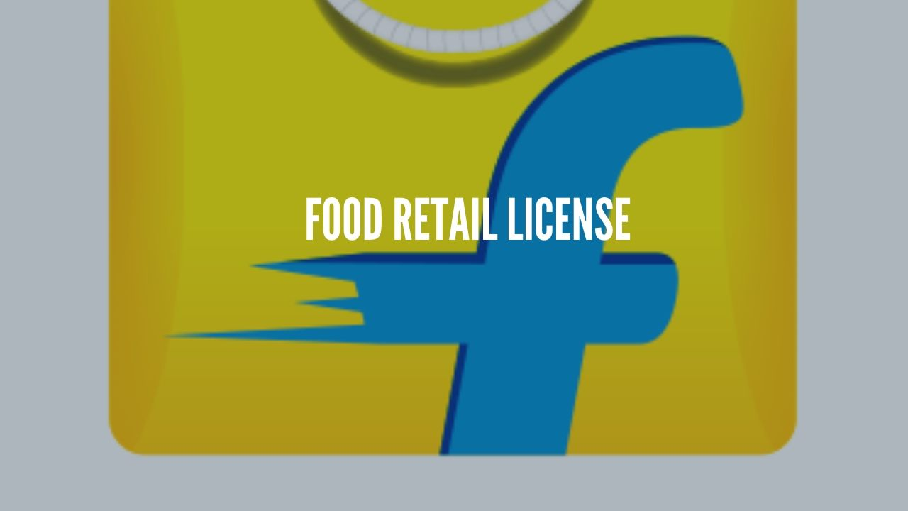 Photo of Flipkart's food retail license proposal rejected, company says will re-apply