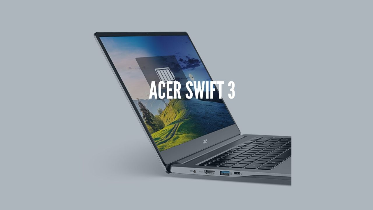 Photo of Acer Swift 3 Starting From Rs. 59,999 Launched