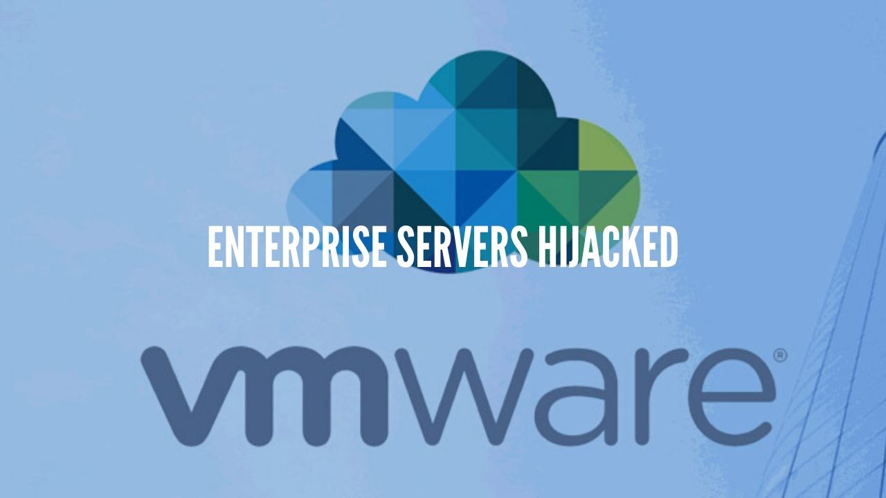 Critical VMWare cloud Director Flaw could lead to hijacking of Enterprise servers