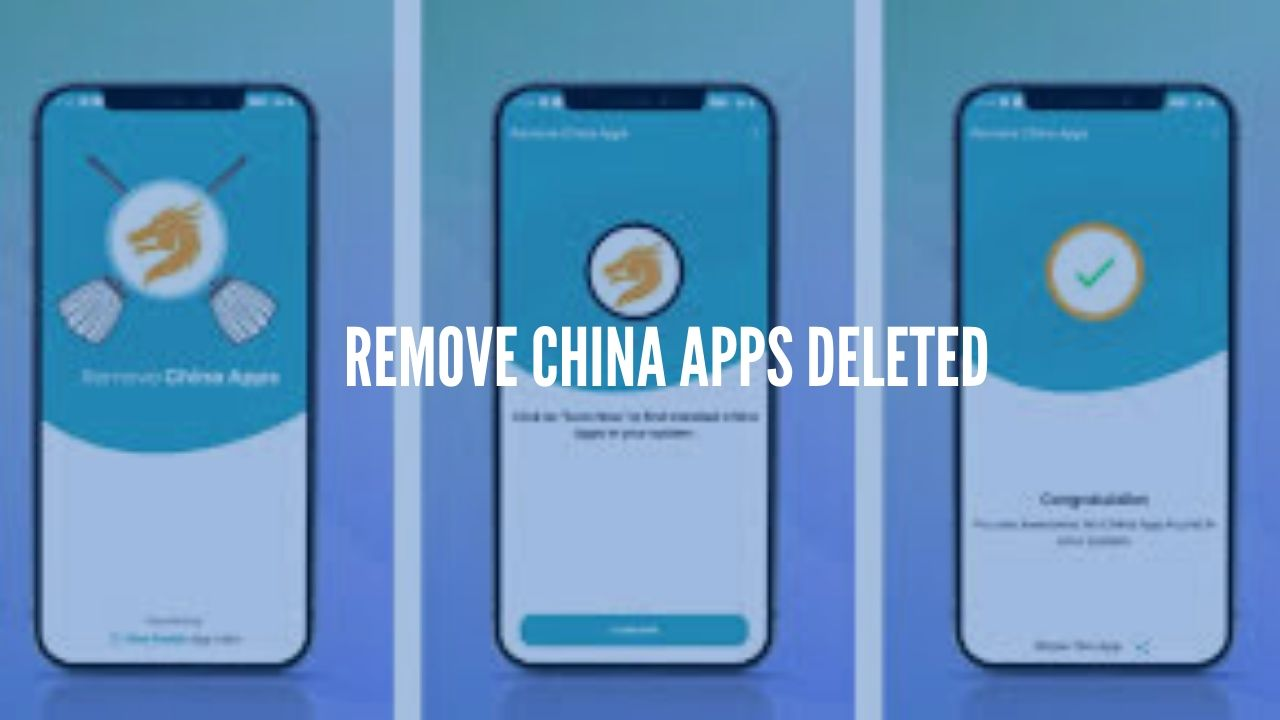Photo of Remove China Apps App Deleted from Play Store