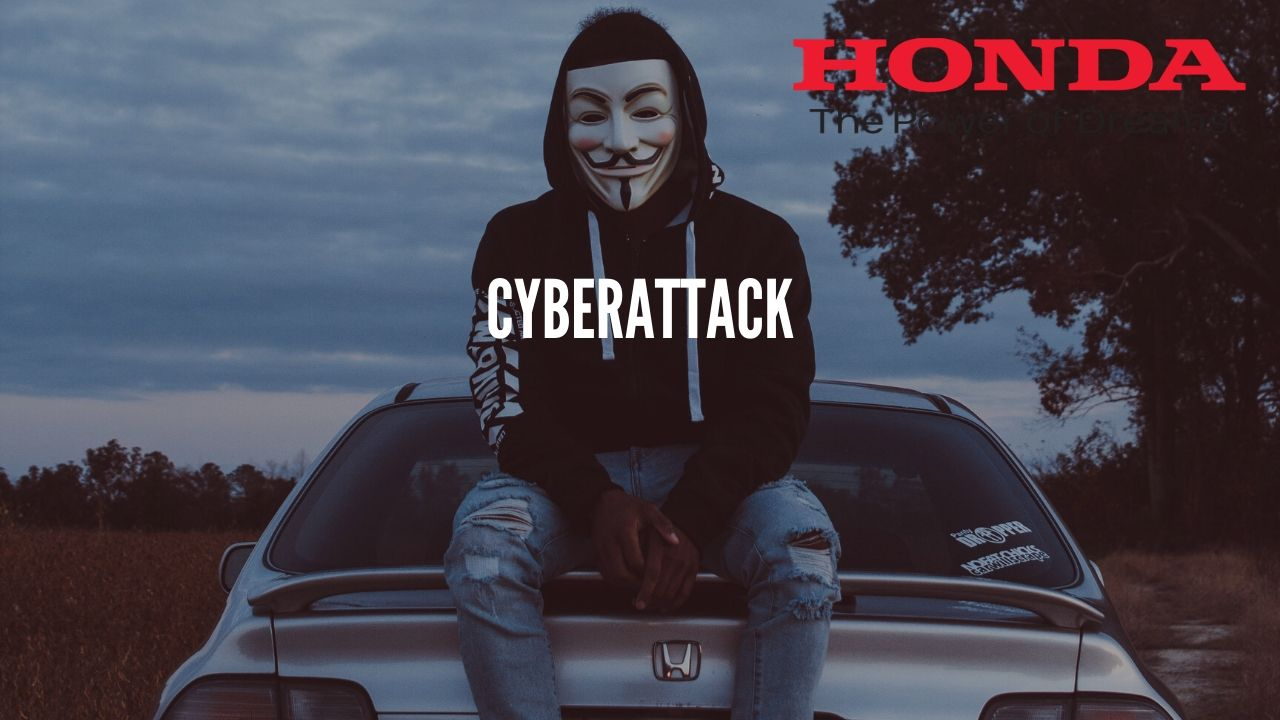 Photo of Honda Global Hit by a Ransomware Attack, Work Halted
