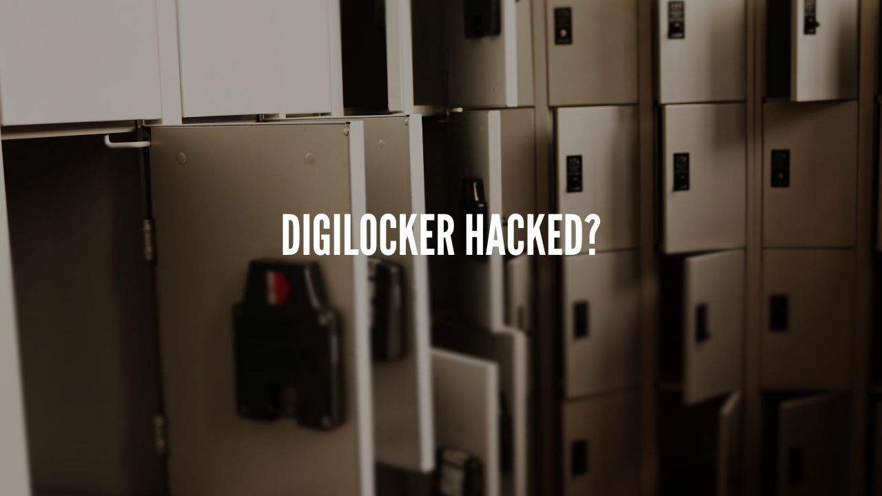 Photo of Any DigiLocker Account Can Be Hacked Without Password