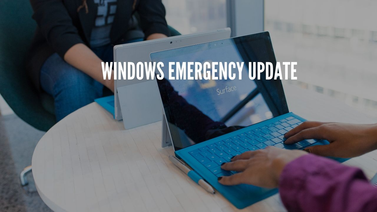 Photo of Windows 10 Remote Code Execution Bug: Microsoft Releases Emergency Security Update