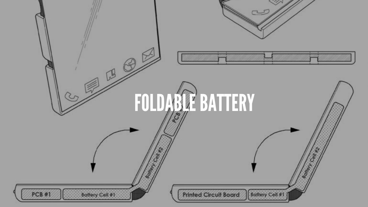 Photo of Samsung Galaxy Fold Coming With Foldable Battery