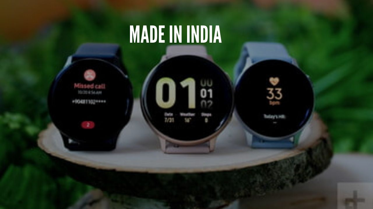 Photo of Samsung Galaxy Watch Active 2 – Launched in India
