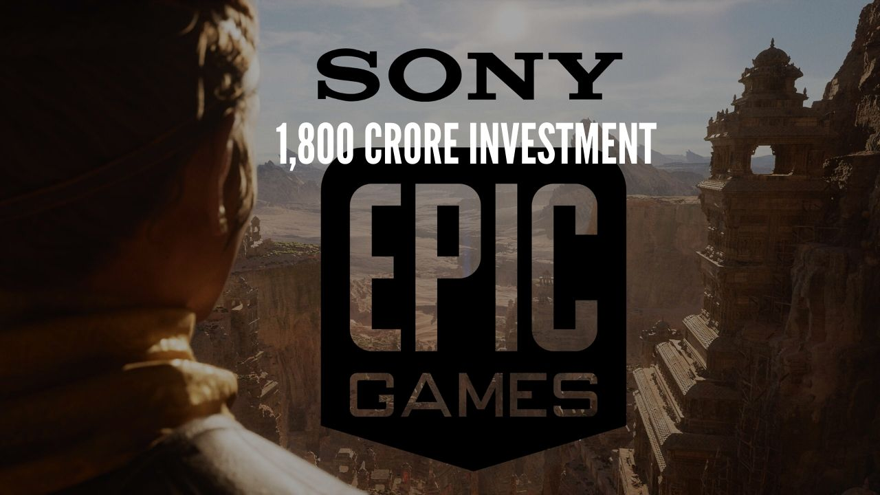 Photo of Sony will Acquire Minority Stake in Epic Games