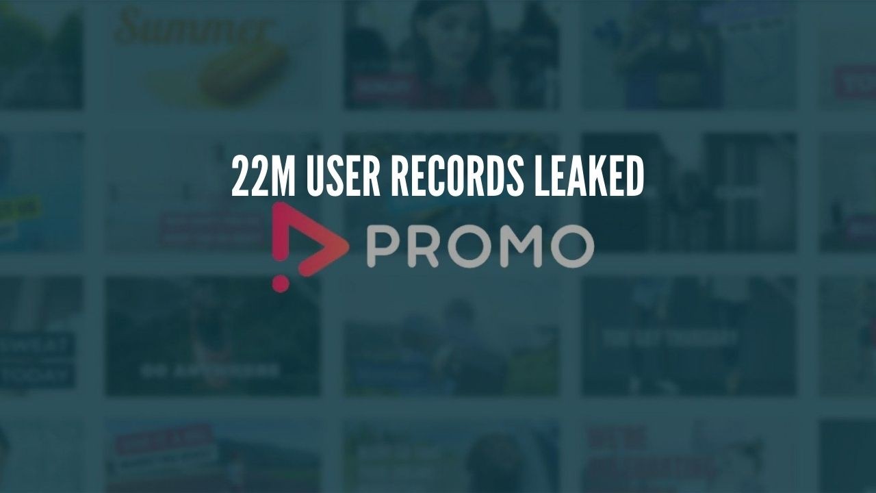 Promo.com 22M User Records Leaked, Sale for Free