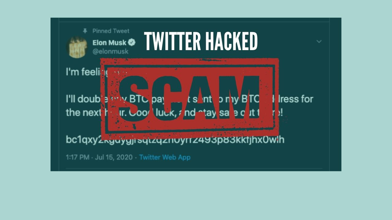 Photo of Elon Musk, Bill Gates, Obama's Twitter Hacked for Cryptocurrency Scam: The Real Money Heist