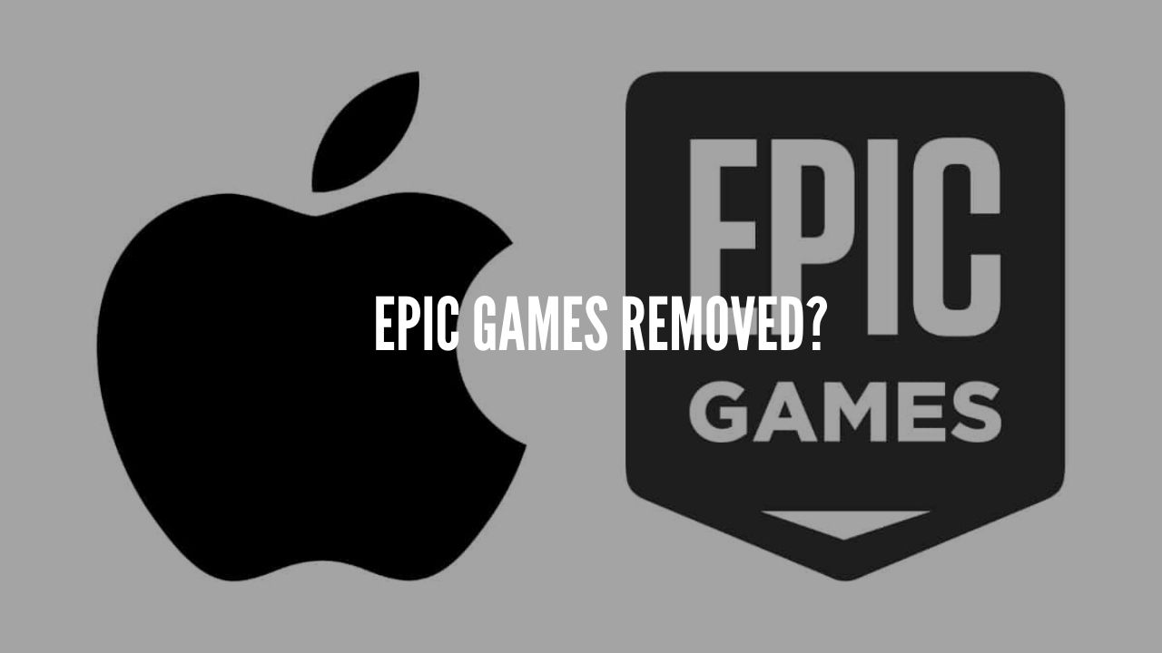 Epic Games removed