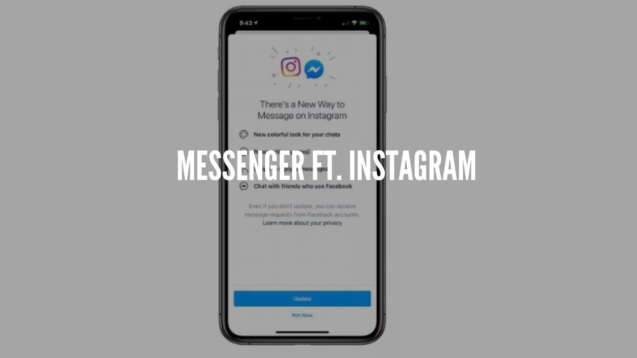 Photo of Facebook Begins Merging Messenger And Instagram Chats in The New Update