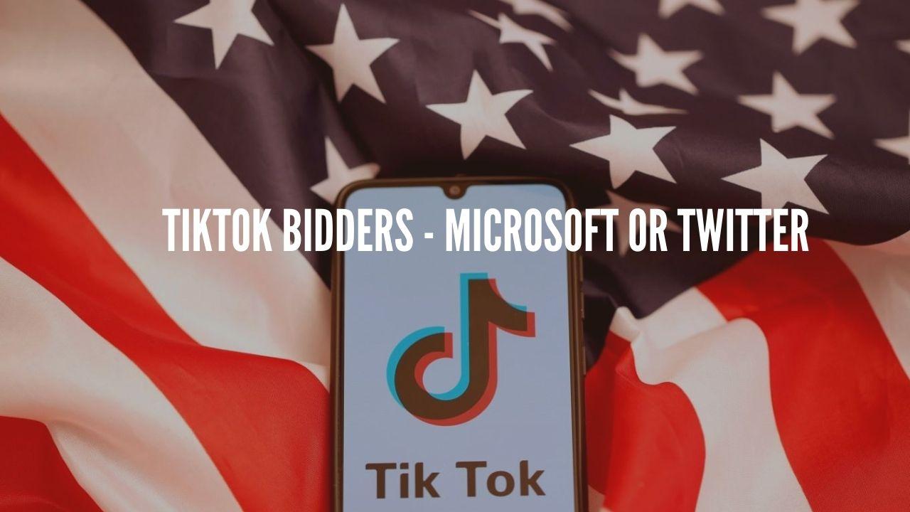 Photo of Will TikTok Return? Race Between Microsoft and Twitter to buy TikTok!