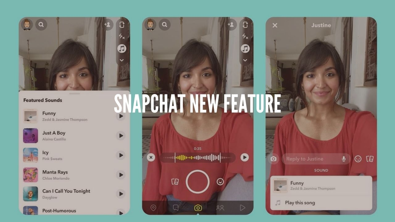 Photo of Snapchat to Compete With TikTok and Instagram Reels
