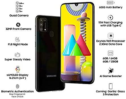 samsung galaxy m31s Top 5 smartphone under 25K