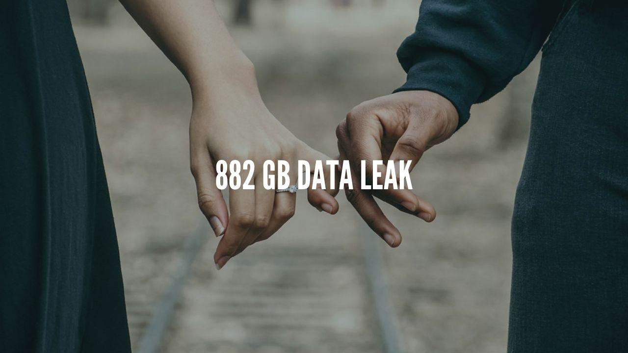 882 GB Data Leak