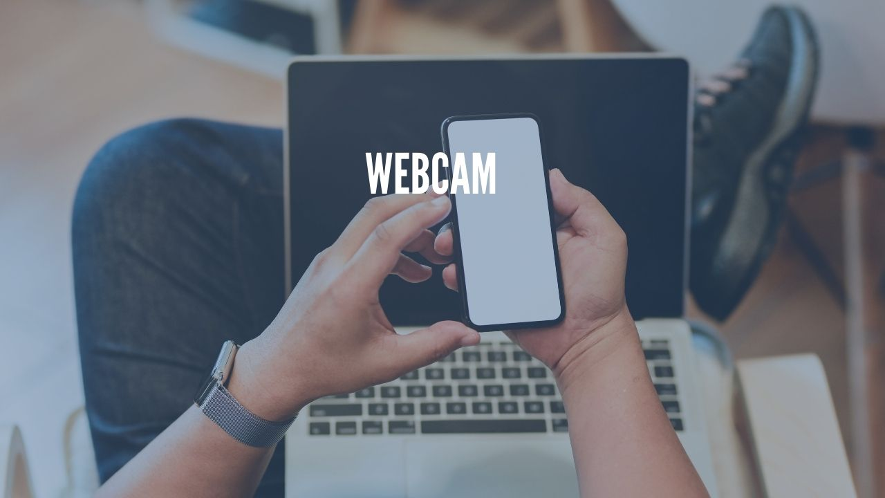 How to Turn Your Mobile Phone on Webcam?