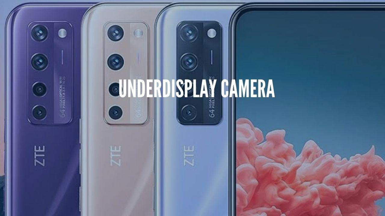 Photo of ZTE With World's First Underdisplay Smartphone Camera