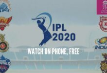 Photo of How to Watch IPL 2020 Live on Phone For Free?