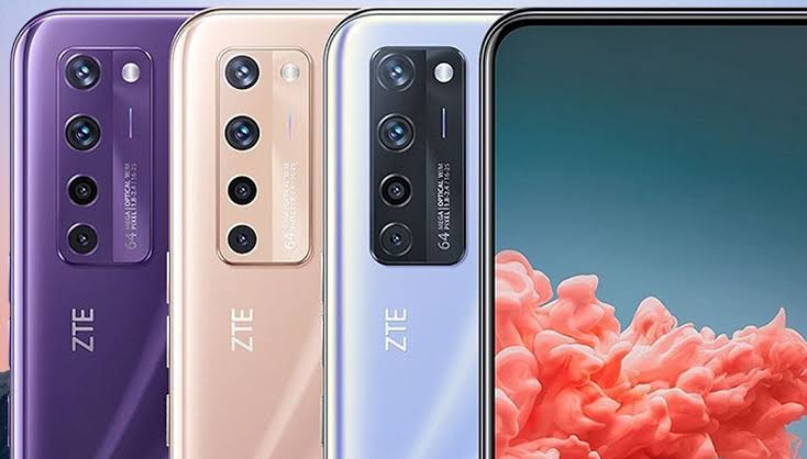 ZTE With World's First Underdisplay Smartphone Camera
