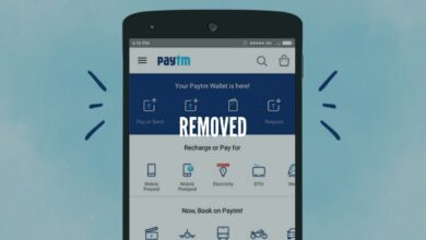 Photo of Paytm Removed from Google Playstore