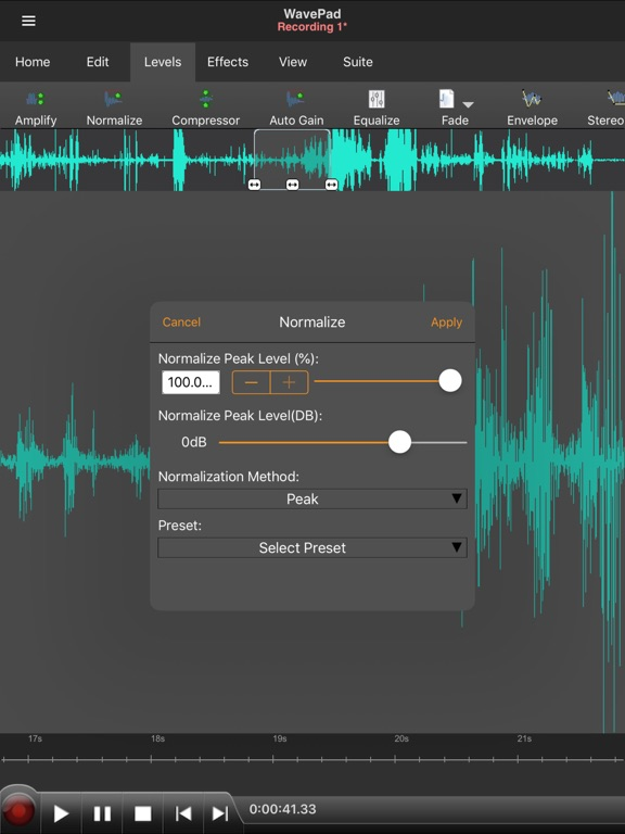 Top 5 Audio Editors for Android - November 2020